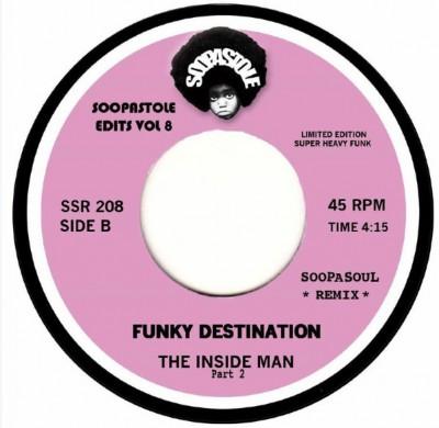 Funky Destination - Soopastole Edits Vol. 8