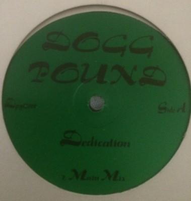 Tha Dogg Pound - Dedication