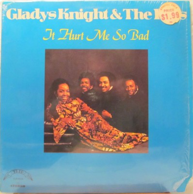 Gladys Knight And The Pips - It Hurt Me So Bad