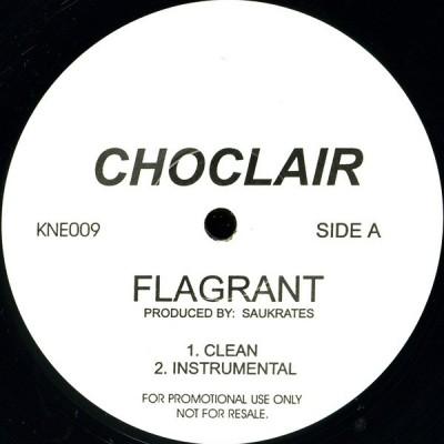 Choclair - Flagrant