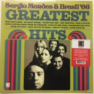 Sérgio Mendes & Brasil '66 - Greatest Hits