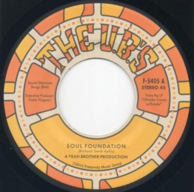 The U.B.'S - Soul Foundation