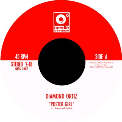 Diamond Ortiz - Poster Girl
