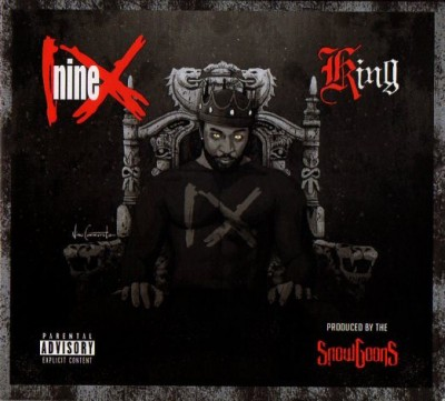 Nine - King (ltd black vinyl)