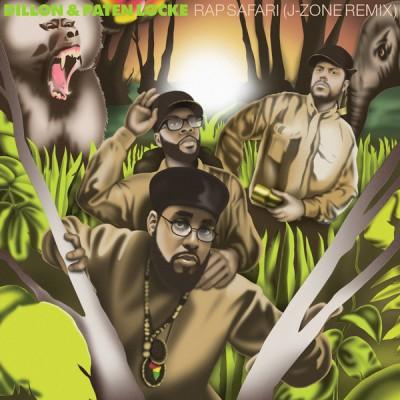 Dillon Maurer & Paten Locke - Rap Safari (J-Zone Remix)