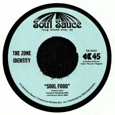 The Zone Identity - Soul Food / Melting Pot