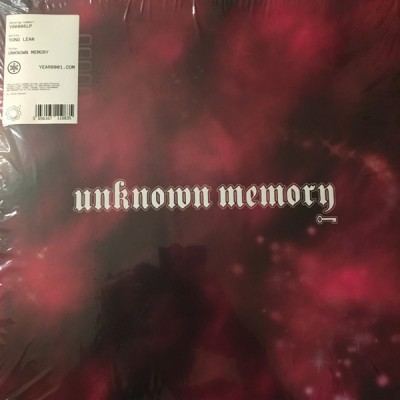 Yung Lean - Unknown Memory (Colored Reissue)