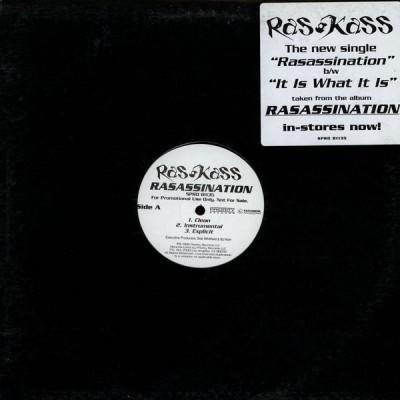 Ras Kass - Rasassination / It Is What It Is