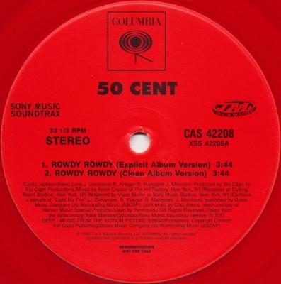 50 Cent - Rowdy Rowdy