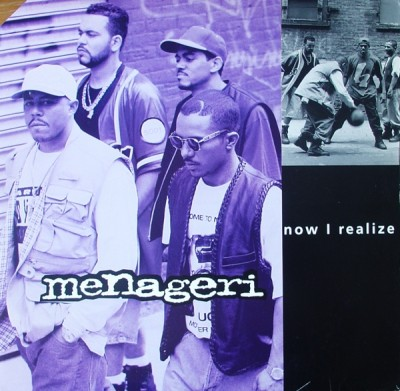 Menageri - Now I Realize