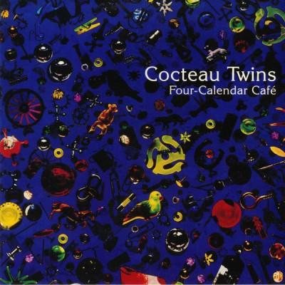 Cocteau Twins - Four-Calendar Café