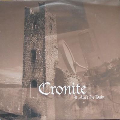Cronite - It Ain't In Vain