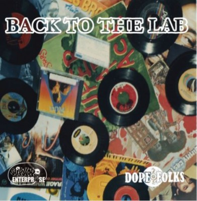 Def Rhythm Productions - Back To The Lab