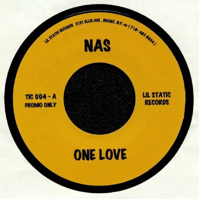 Nas / The Heath Brothers - One Love / Smiling Billy Suite (Part 2)