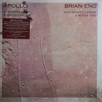 Brian Eno - Apollo: Atmospheres & Soundtracks (Extended Edition)