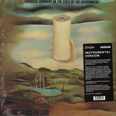 David Axelrod - Earth Rot Instrumental Version