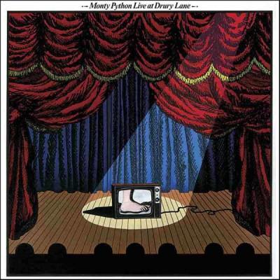 Monty Python - Monty Python Live At Drury Lane