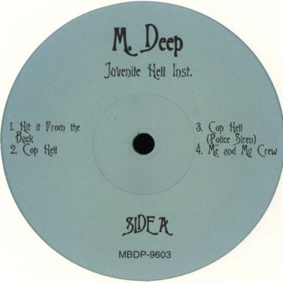 Mobb Deep - Juvenile Hell Inst.
