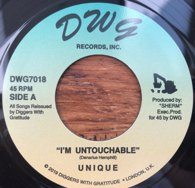 Unique - I'm Untouchable