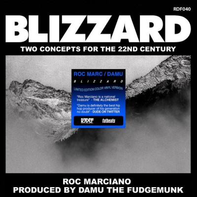 Roc Marciano - Blizzard
