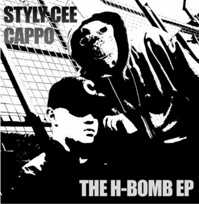 Styly Cee - The H-Bomb EP