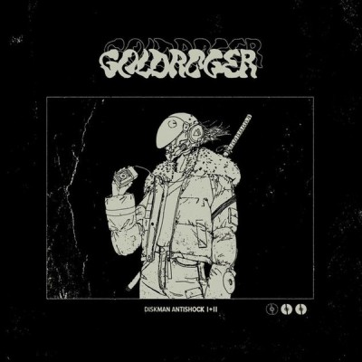 Gold Roger - Diskman Antishock I + II