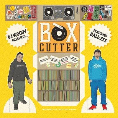 DJ Woody - Box Cutter