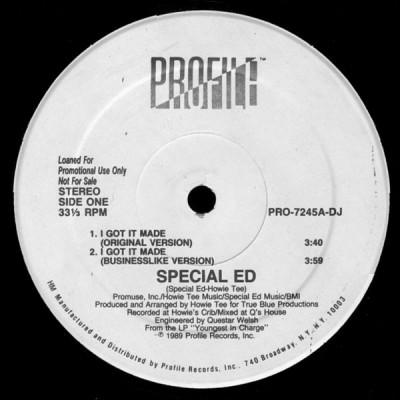 Special Ed - I Got It Made