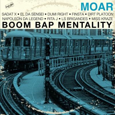 Moar - Boom Bap Mentality