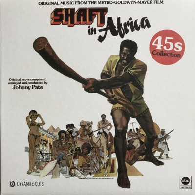 Johnny Pate - Shaft In Africa (45s Collection)