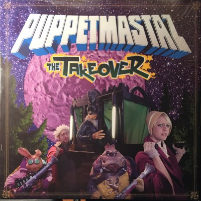 The Puppetmastaz - The Takeover