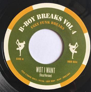 B-Boy Breaks - Volume 4: Ugly funk breaks