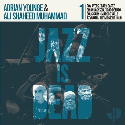 Adrian Younge & Ali Shaheed Muhammad ‎- Jazz Is Dead 001