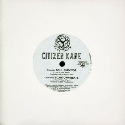 Citizen Kane - Soul Survivor / Scartown Beats