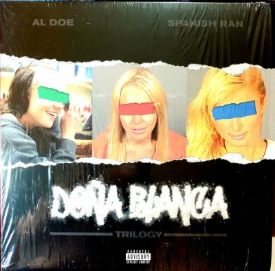 Al Doe & Spanish Ran - Dona Blanca Trilogy (Red)
