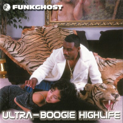 Funkghost - Ultra Boogie Highlife (Red-blue marbled vinyl)