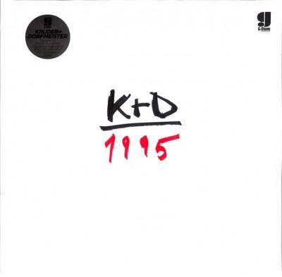 Kruder & Dorfmeister -  1995