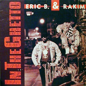 Eric B. & Rakim - In The Ghetto