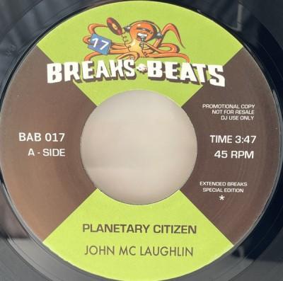 John McLaughlin / La Pregunta - Planetary Citizen / Shangri-La