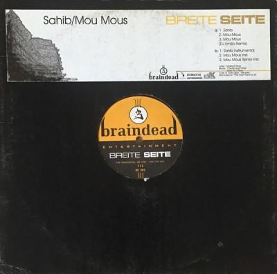 Breite Seite - Sahib / Mou Mous