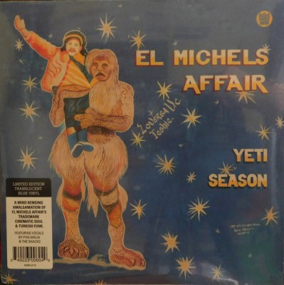 El Michels Affair - Yeti Season (Ltd. Blue VInyl)