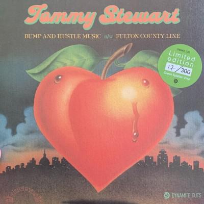 Thomas Stewart - Bump And Hustle Music (Limited Green Splatter Vinyl)