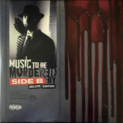 Eminem - Music To Be Murdered By (Side B)