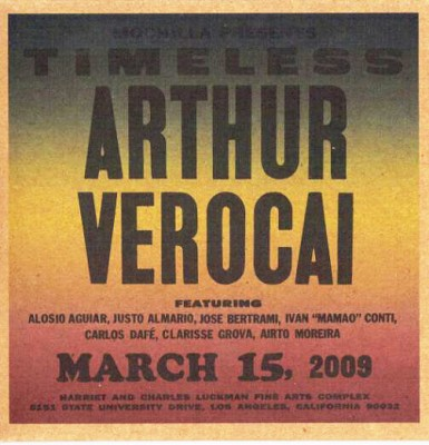 Arthur Verocai - Mochilla Presents Timeless: Arthur Verocai