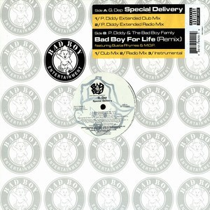 G-Dep / P. Diddy & The Bad Boy Family - Special Delivery / Bad Boy For Life
