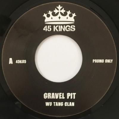 Wu-Tang Clan - Gravel Pit / Uzi (Pinky Ring)
