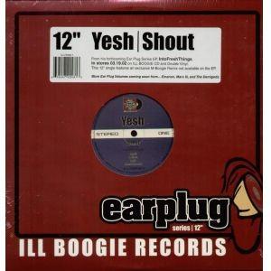 Yeshua daPoED - Shout