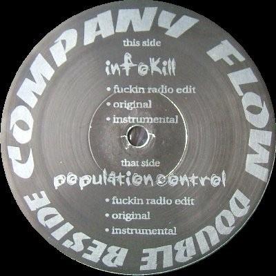 Company Flow - Infokill / Population Control