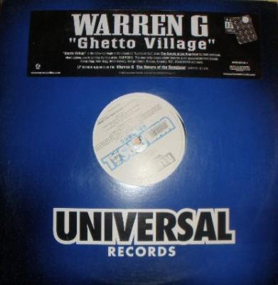 Warren G - Ghetto Village