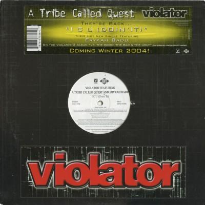 Violator - I C U (Doin' It)